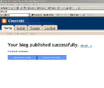 Weblog Bloggen Kündigung Abmahnung Arbeitsrecht Aufrechtde
