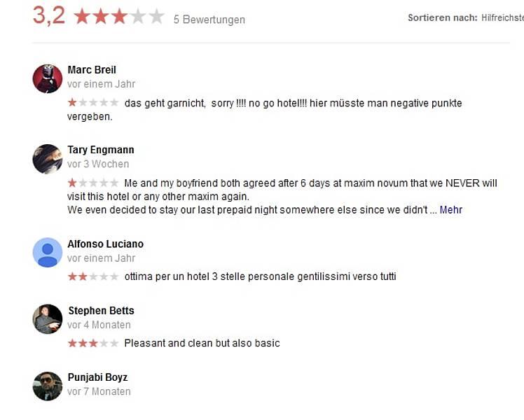 Google Plus Places Local Maps Bewertung Löschen Entfernen Aufrechtde